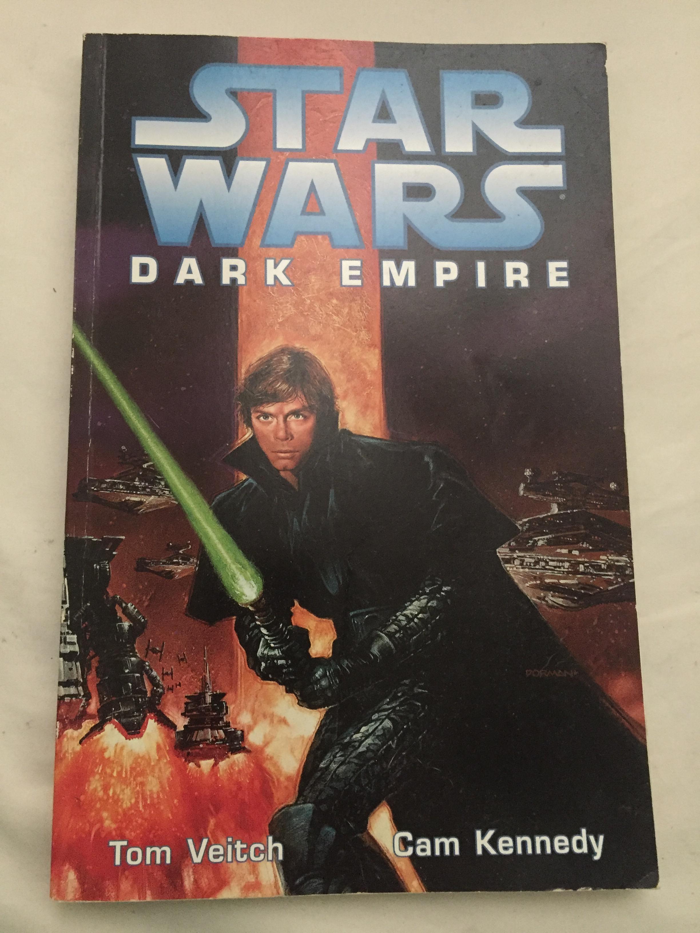 Retroflash – Star Wars Dark Empire