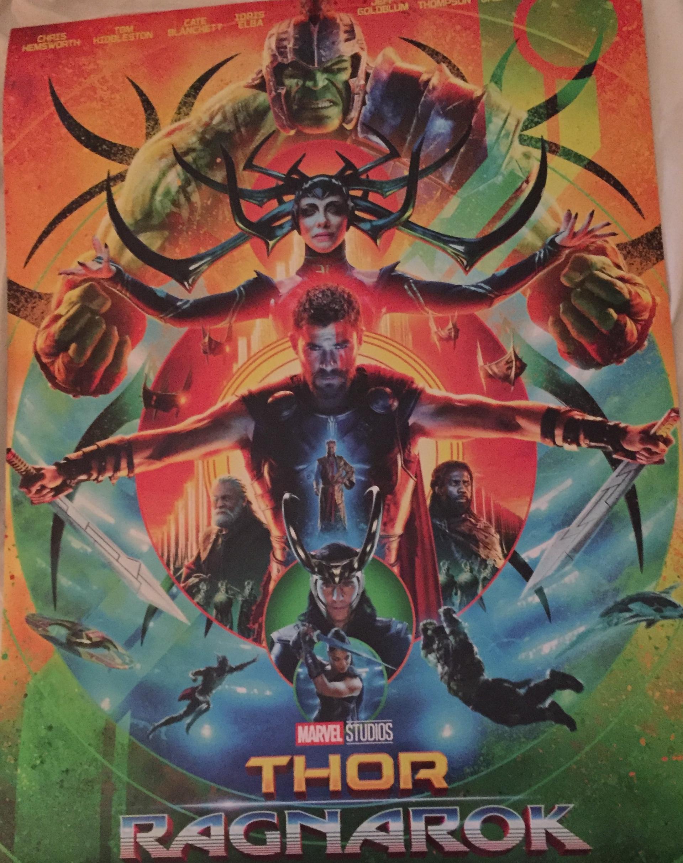016- Reseña – Thor Ragnarok, a mal tiempo, buena cara